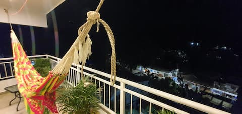 refugio Minca! habitaciones con hermosas vistas.