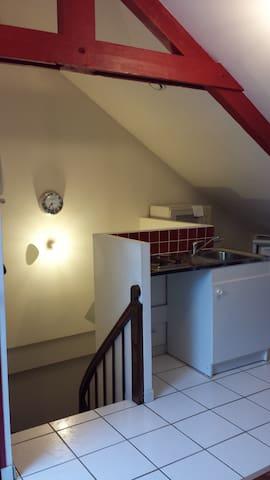 Studio cosy en centre Bretagne - Rostrenen