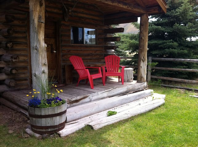 Cozy cabin near Sun Valley - Bellevue - Kabin