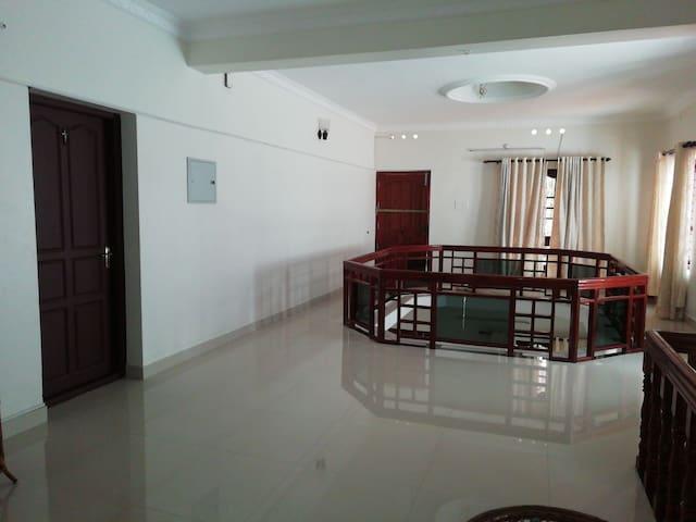 Hall first floor