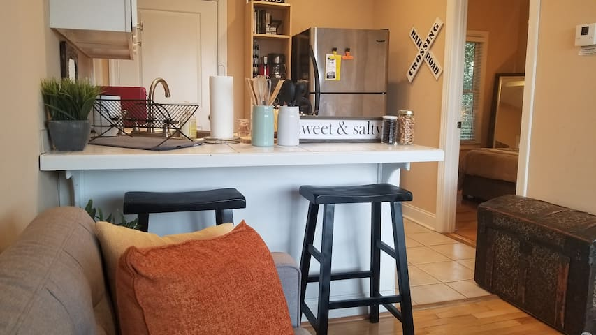 Adorable Apartment | Walk to Little 5 Points