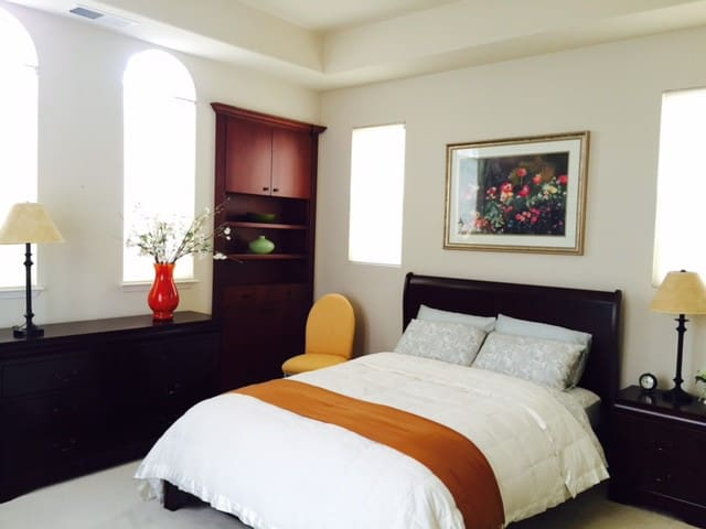 Bed Suite Private Entry & Bath - San Ramon - Casa