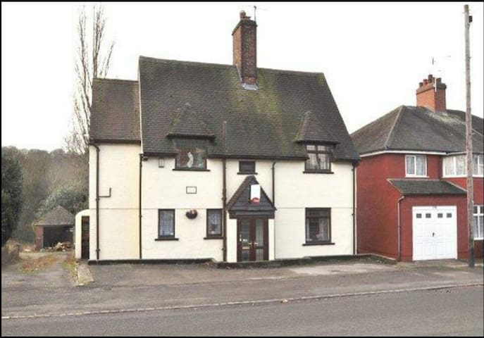 Charming Character Cottage in NuL. - Newcastle-under-Lyme - House