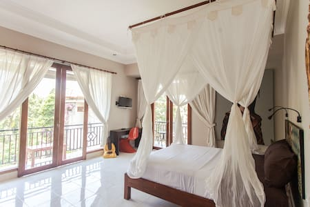 Amazing Loft in a Great Villa in Central Ubud! - Ubud - Loft