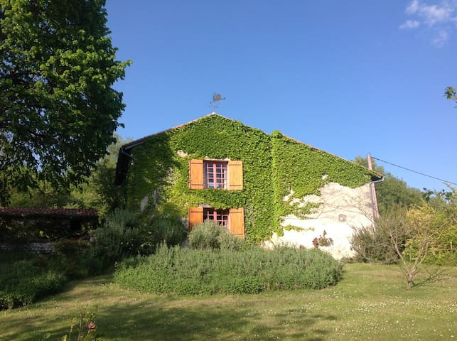 Tranquillity in rural Perigord - Bertric-Burée - House