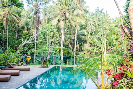 Amazing Loft in a Great Villa in Central Ubud! - Ubud