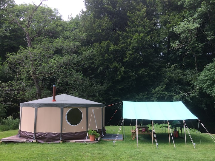 Springwood Camping/ Glamping Eco friendly Yurt