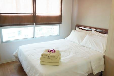 Beautiful and cozy 1 BR at LPN Raminthra - Bangkok
