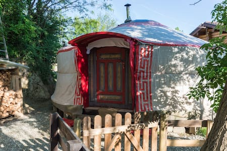 Yurta Soul Shelter - Gassino Torinese - Yurt