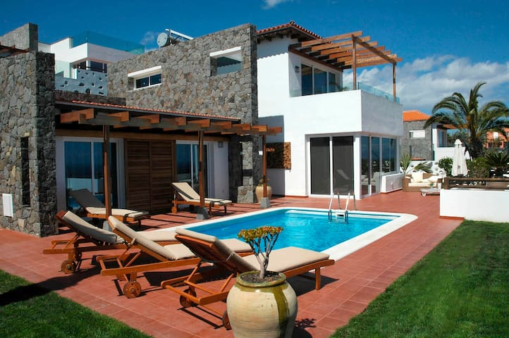 Ocean views, sunny all year - Alajeró - Villa