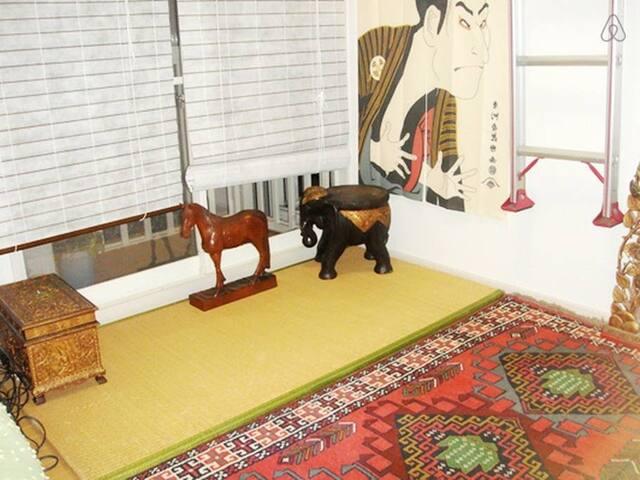 Shinjuku Loft Studio Apartment - Shinjuku - Loft