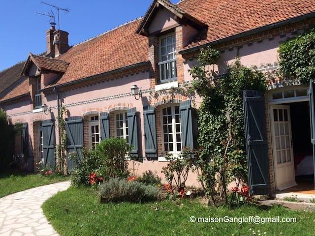 Proche Lamotte, chambres de charme - Clémont - Ház
