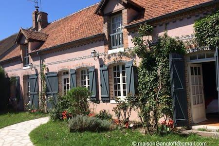 Proche Lamotte, chambres de charme - Clémont - Haus