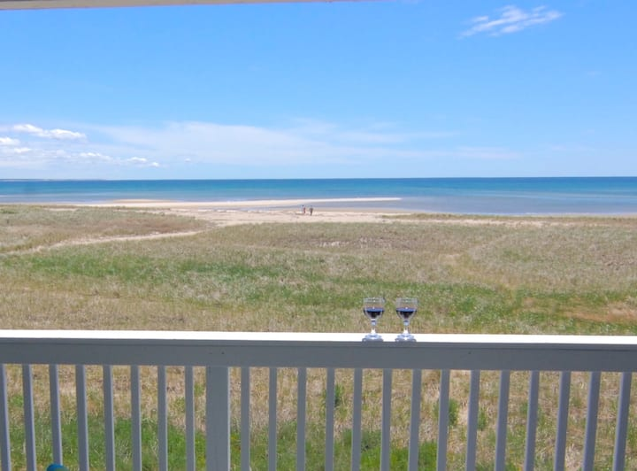 BEACH CONDO -  awesome views - HEATED INDOOR POOL