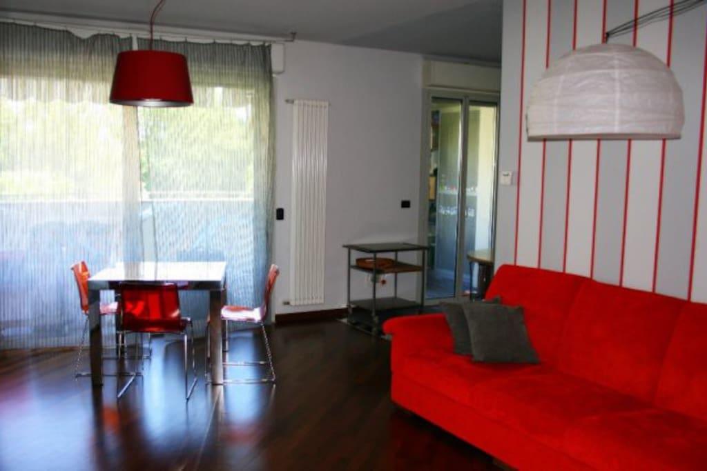 Soggiorno - Dining Room #2