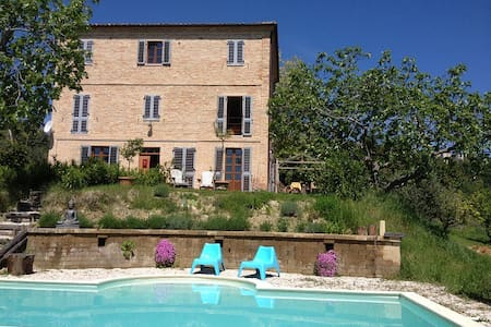 Villa Moltini - B&B rooms - Carassai - Bed & Breakfast
