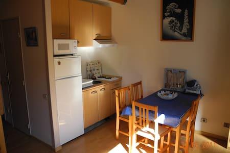 Studio mezzanine proche Valberg - Beuil
