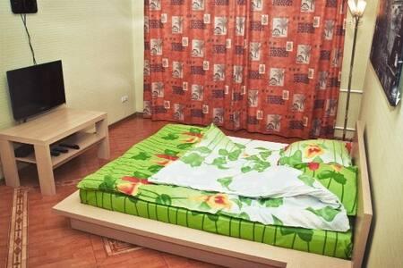 Комфортабельная 1комнатная - Apartment