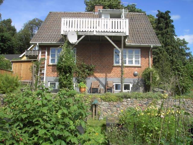 Skøn natur nær Gudenåen og Århus - Ry - House