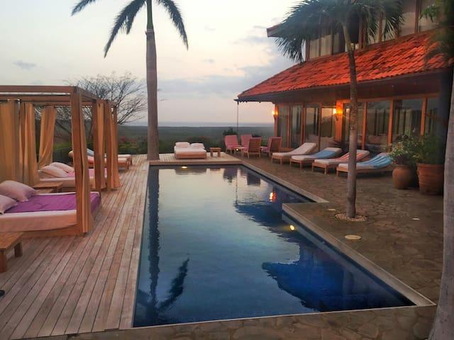 Beleza de Costa Rica - Tamarindo - Casa de campo
