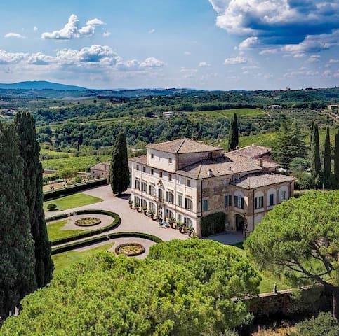 Villa di Geggiano - Stealing beauty
