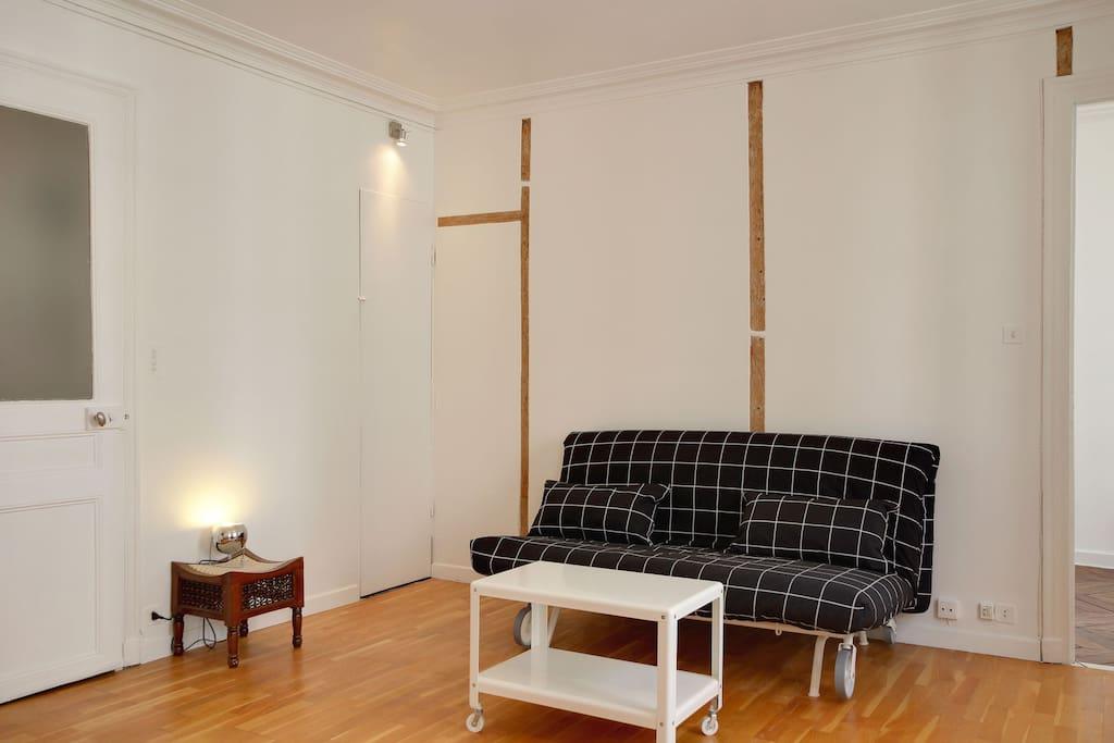 Sofa bed 140x190
