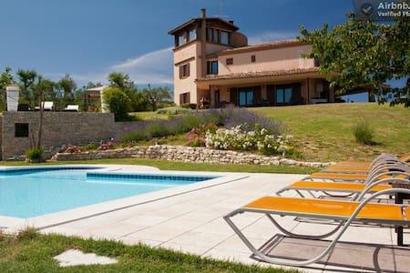 RELAIS IL MONTICELLO: MONTEFELTRO - Montefiore Conca - Bed & Breakfast