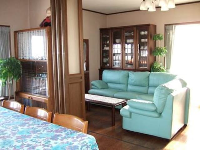 B&B room Nagano hosted by Masa - Nagano-shi - Bed & Breakfast