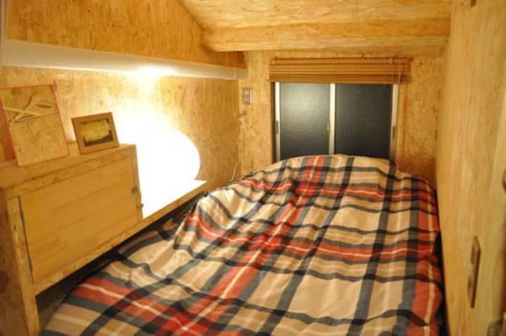 Gasthaus44 HIgashimikuni Female dormitory Room