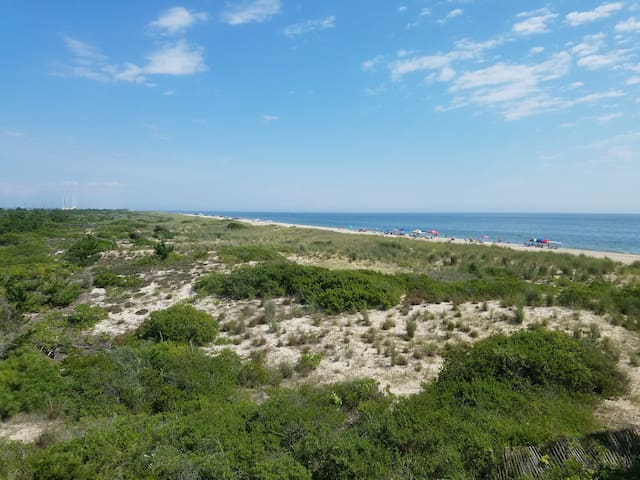 Family-Friendly Retreat at Quiet Delaware Beach