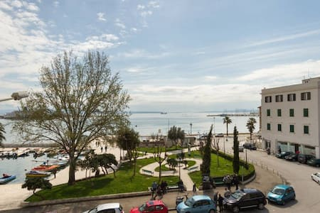 Beautiful sea view apt with balcony - Split - Apartment