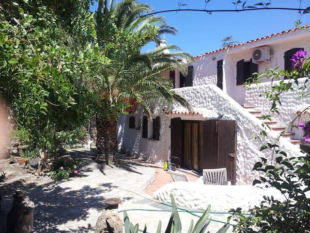 appartamento in villa sulla spiaggi - san teodoro - Leilighet