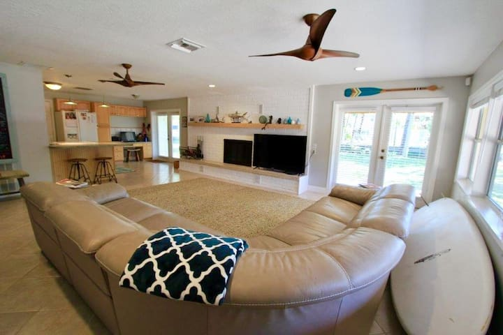 Escape to Weeki Wachee - Weeki Wachee - Huis
