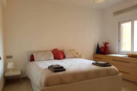 Habitación doble en piso centrico (con desayuno) - 塔拉戈纳 - 公寓
