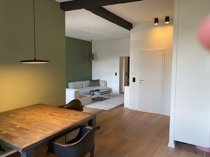 Apartment in zentraler Lage mit guter Ausstattung