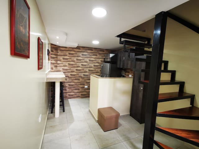 Apartamento suite para una pareja o ejecutivos