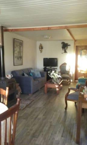 2 Habitaciónes agradable ambiente - Puerto Montt - House