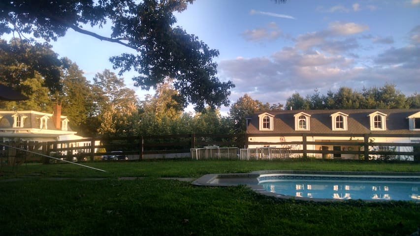 Horse Farm.. - North Salem - Bed & Breakfast