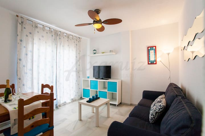 Apartment 30 metres from the sand ! - Torrox - Appartement