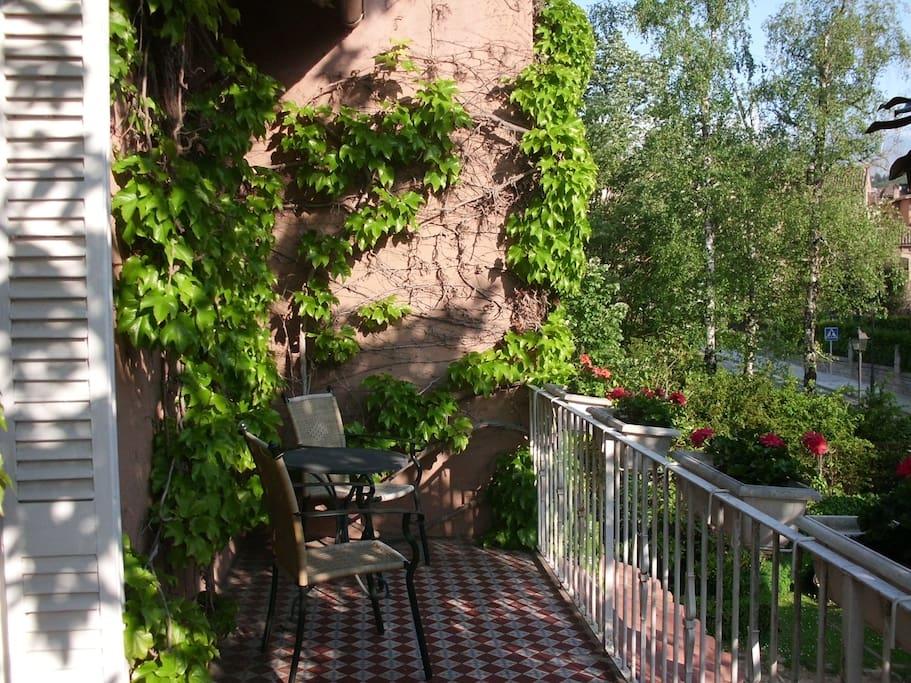 Hab 4 balcón