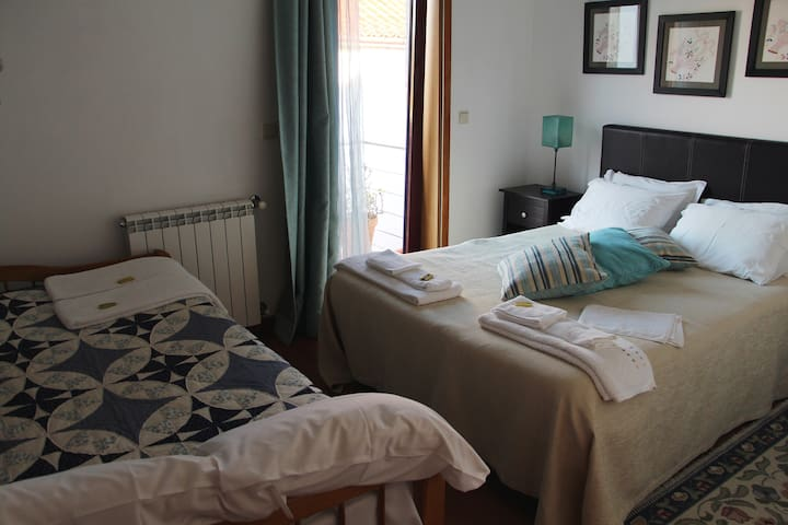 Casa Paz do Outeiro - Quarto - Paredes de Coura - Bed & Breakfast
