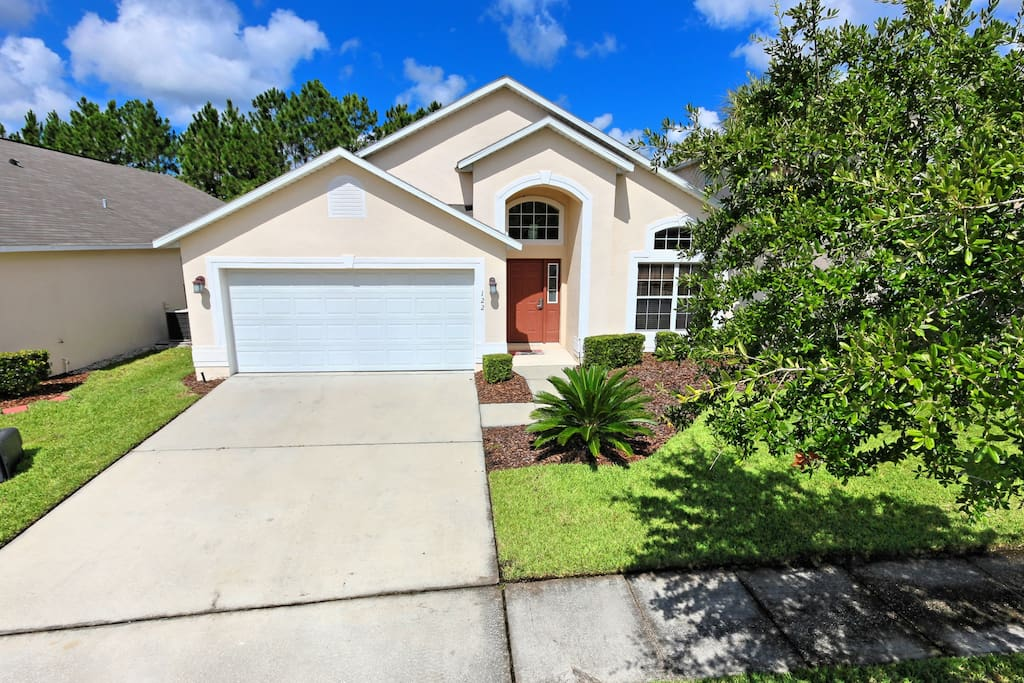 This Orlando area 4 bedroom vacation rental in Terra Verde is the perfect place for an unforgettable family vacation to happen.