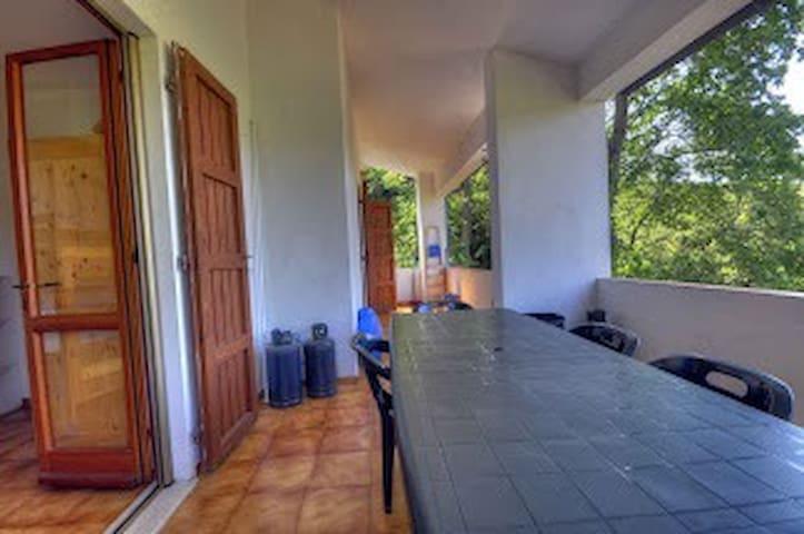 Quiet aptm. in Villa near the sea. - Bagnaia - Villa