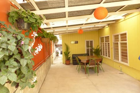 Room type: Shared room Property type: Bed & Breakfast Accommodates: 2 Bedrooms: 1 Bathrooms: 1.5