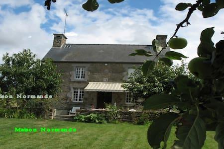 MONT SAINT MICHEL maison normande - Sacey