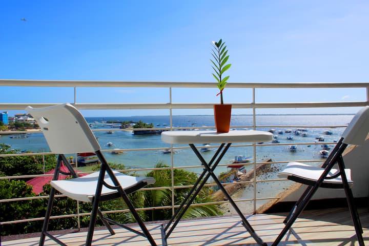 Sea view Luxury studio condo.