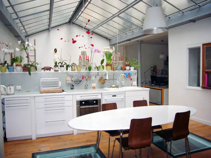 Loft in the Bastille