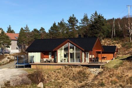 Ferienhaus Skånevik - Srub