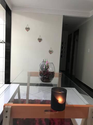 Suite em Apartamento de Luxo