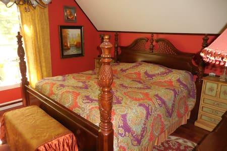 Need a break from your hectic life? - Mount Pleasant - Bed & Breakfast